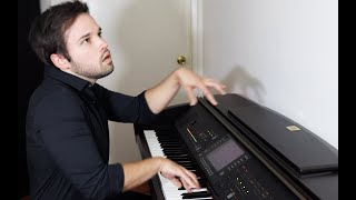 When you're a piano prodigy (ft. Nathan Kress)