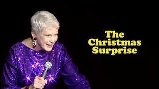 Jeanne Robertson | The Christmas Surprise