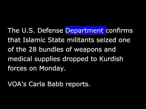 VOA news for Thursday, October 23rd, 2014