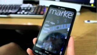 T-MOBILE HD2 WINDOWS PHONE 7