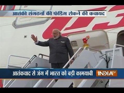 PM Narendra Modi to Visits Saudi Arabia Today