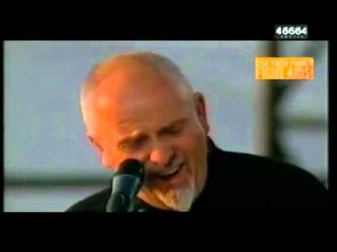 Peter Gabriel - Washing Of The Water (46664 Arctic 2005)