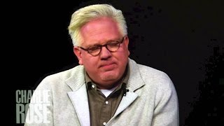 Glenn Beck Appears on Charlie Rose To Call Trump a Sociopath, Appear Normal To Normals