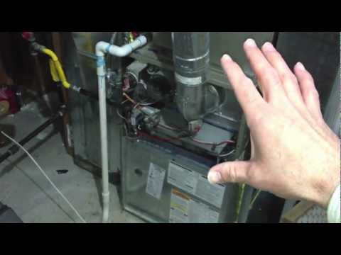 ERROR CODE 33 - Troubleshooting a Bryant Gas Furnace