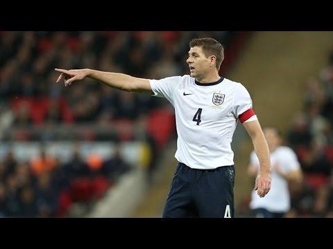 Величайшие футболисты  Стивен Джеррард (Gerrard) 1080p