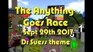 Anything goes Race 2017 09 29 Dr Suess