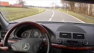 Mercedes-Benz E 280 CDI-T 3.2 - S211 - OM 648 - Diesel - OIL- & FILTER CHANGE