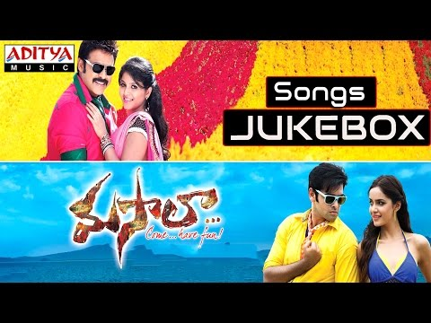Masala Telugu Movie Songs || Jukebox || Venkatesh,ram,anjali,shazahn Padamsee video