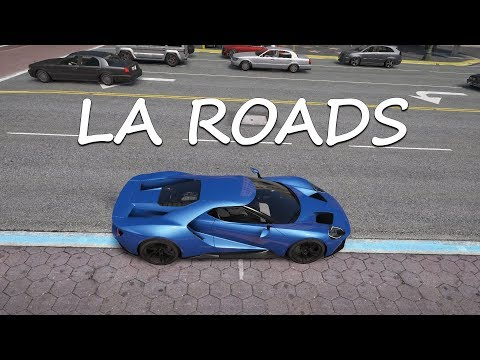 How To Install L.A Roads Add-on | LA Vegetation | (UPDATED)