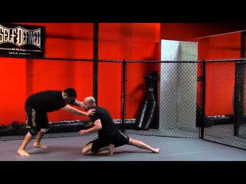MMA Wrestling Takedown Techniques - 3 Lines of Defense Image 1