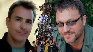 Voice Connections - Nolan North & Steve Blum
