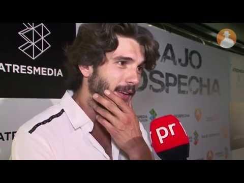 Yon González: El personaje 'lo han escrito muy bien, me está resultando fácil de hacer'