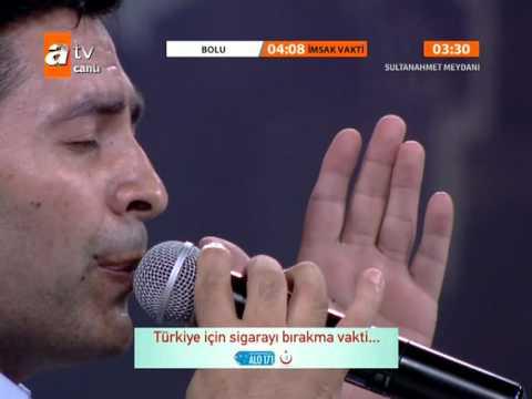 Abdurrahman Önül - Medine Gülü { Sahur Özel } 08.08.2012