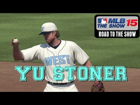 MLB 15 The Show (PS4) Yu Stoner (Closing Pitcher) Road To The Show - EP1