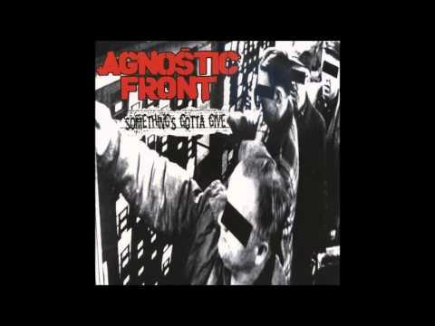 Agnostic Front - Bloodsucker