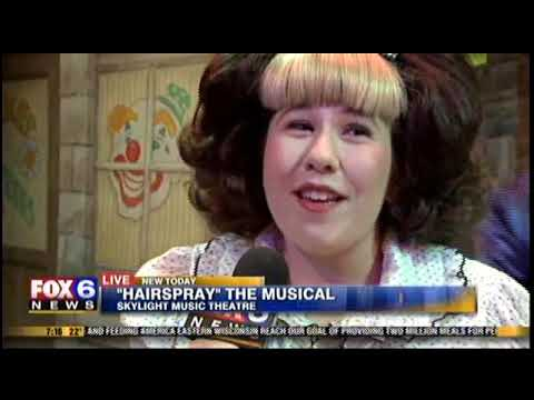 "Hairspray the Musical ""Good Morning Baltimore"" on FOX6"