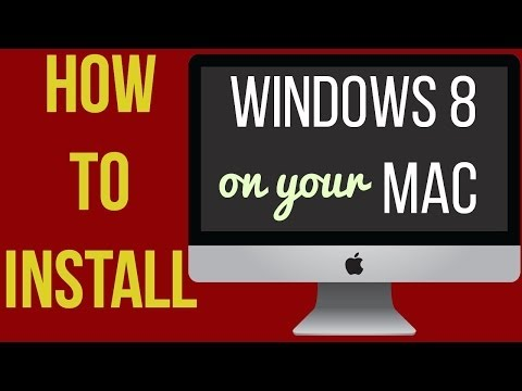 How to Install Windows 8 on Mac - Parallels 9 Tutorial