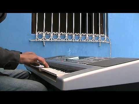 "Gihad Karam 2013 instrumental cha3bi ♫ cha3bi Maroc ""Korg Chaabi"" Korg Pa50SD"