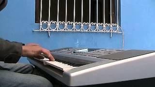 Gihad Karam 2013 instrumental piano chaabi ♫ cha3bi Maroc Korg Pa50SD