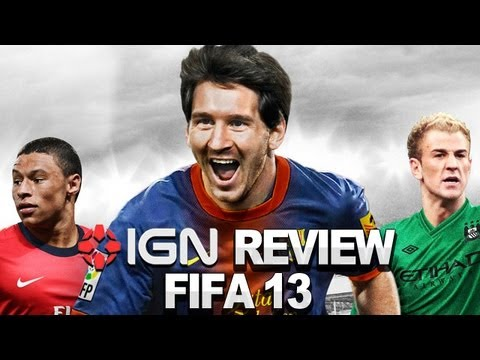 FIFA 13 Video Review - IGN Reviews