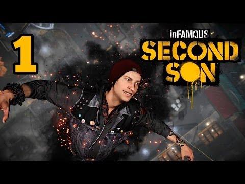 Прохождение Infamous: Second Son (Второй сын) — Часть 1: Проводник