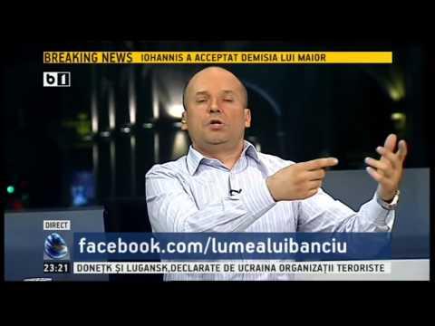 Lumea lui Banciu - 27 ianuarie 2015 - emisiune completa