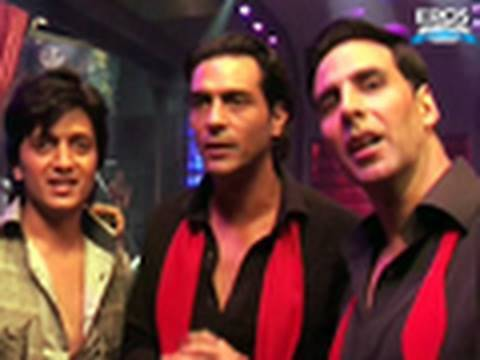 Dhanno (Making Of Song) - Housefull