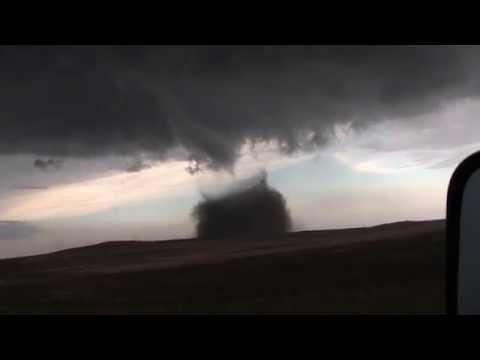Memorial Day Tornado Watford City ND
