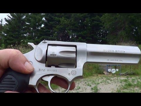 Ruger SP101 Revolver In 32 H&R Magnum