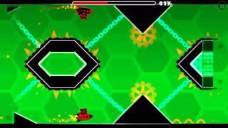 Geometry Dash Hexagon Force