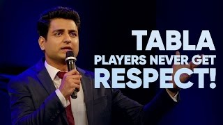 Why Tabla Players Are Never Respected - Kenny Sebastian   Don't Be That Guy