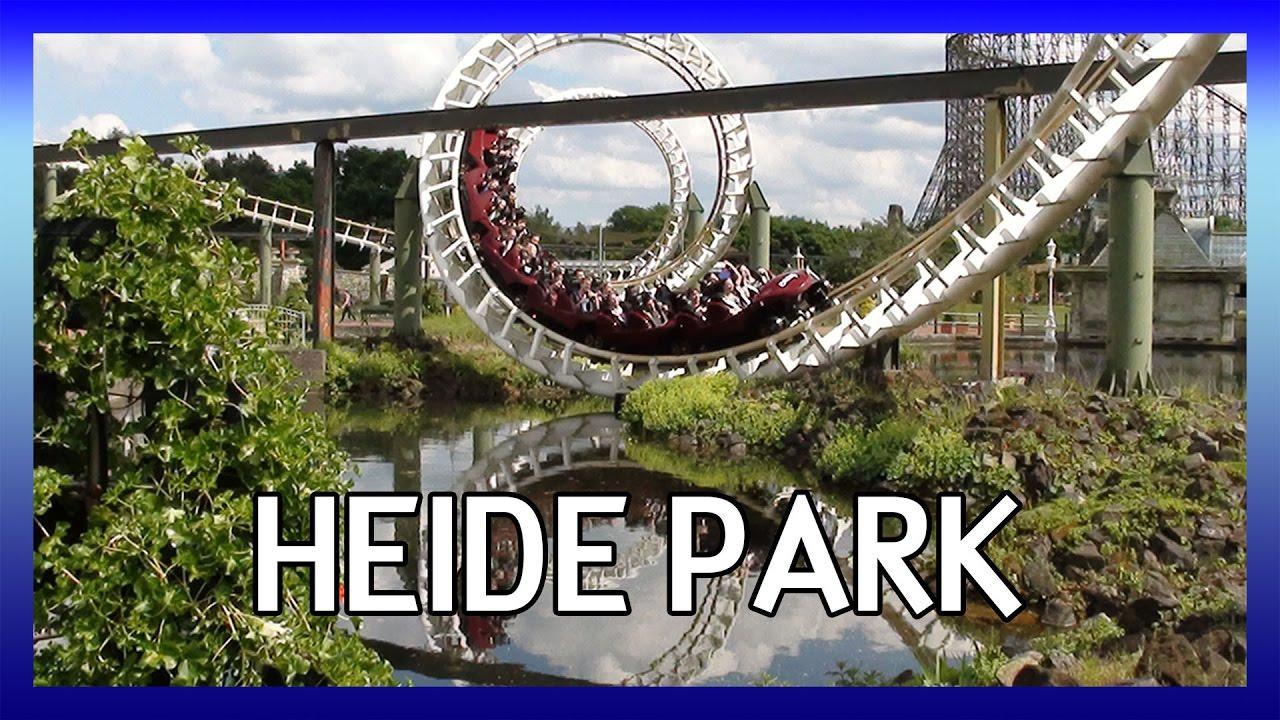 Heide park single rider