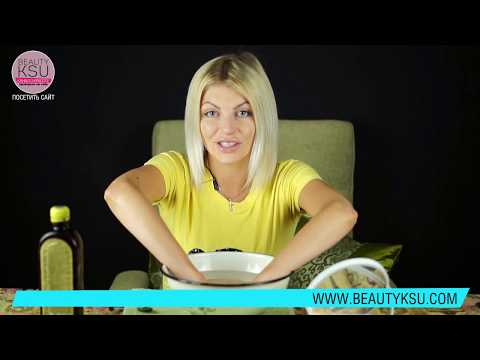 Питание сухой кожи рук (льняное, миндальное масло)