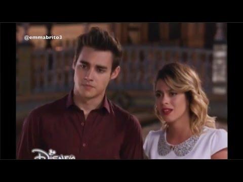 Violetta 3 - Clement le dice la verdad a León y Violetta (03x79)