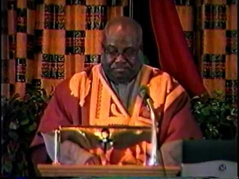 Ray Hagins: Christianity VS Afrikan Consciousness