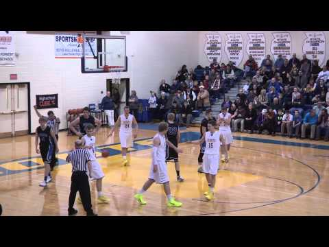 EVAN BOUDREAUX - Part 2 - (Class of 2015) 2013/14 MID-END  OF SEASON HIGH SCHOOL HIGHLIGHTS