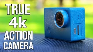 Seabird - True 4K Action Camera