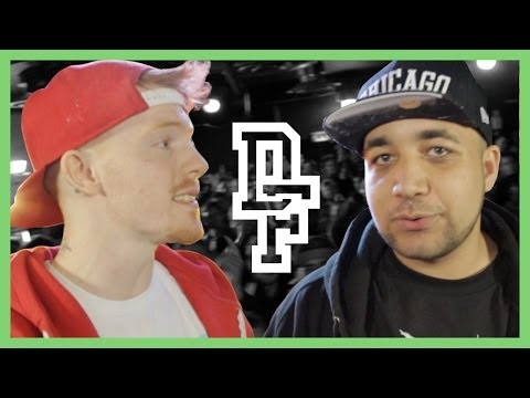 DON'T FLOP - Rap Battle - Jshort Vs Cystic *4 Bar Back2Back Battle*