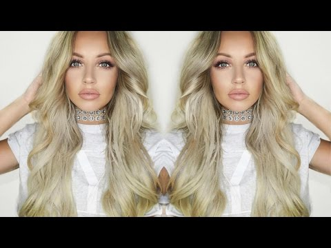 MY HAIR EXTENSIONS   MICROBEADS WITH BEAUTY WORKS   Lucy Jessica Carter