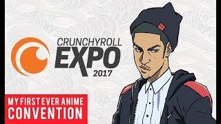 My Lit Anime Con Adventure: Crunchyroll Expo 2017