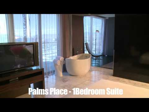 Palms Place 1 Bedroom Suite In Las Vegas How To Make Do Everything