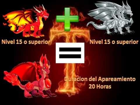 Loquendo- Combinaciones De Los Dragones Especiales De Dragon City Parte 1