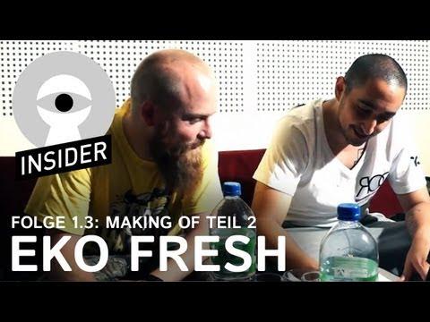 Eko Fresh: Making Of Des Hiphop.de-exclusives [teil 2] | Insider #1.3 video