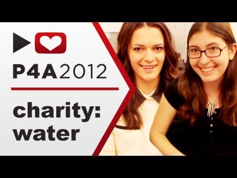 Interview with charity: water
