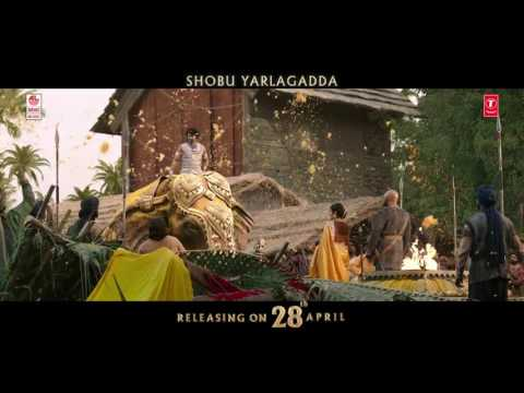 Bahubali 2 Release Date Promo    thumbnail