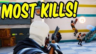MY MOST KILLS YET! - 2 VS Squads - Fortnite Battle Royale