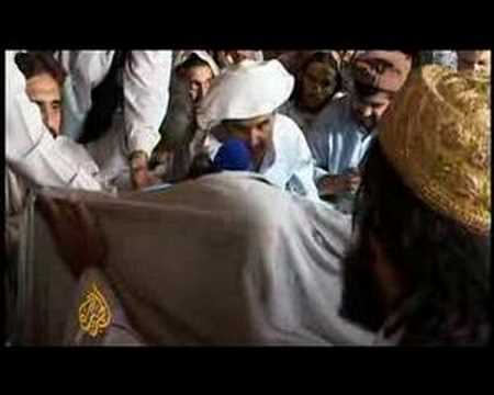 Mehsud vows to continue fight in Afghanistan - 26 May 08