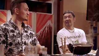 Fight Night Japan: Max Holloway & Sakuraba in Tokyo