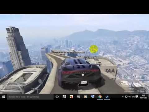 GTA V ONLINE - CARRERAS ENTRE AMIGOS ENEMIGOS  fernando  GTA 5