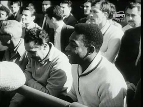 Pelé - 1958, 1962, 1966, 1970 FIFA World Cup Classic Players Video